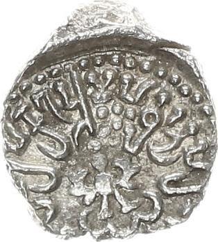 India, Gupta Dynasty, Kumaragupta I, Silver Drachm, 414 ...